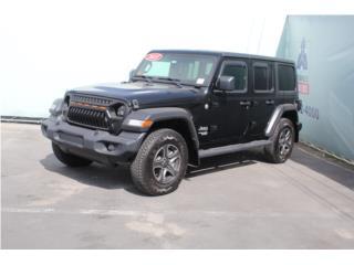 Jeep Wrangler 2019 2pta  , Jeep Puerto Rico