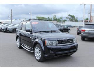 LandRover Puerto Rico LandRover, Range Rover 2010