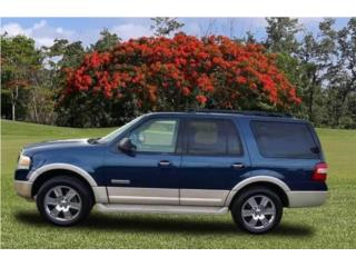 Ford Puerto Rico Ford, Expedition 2007
