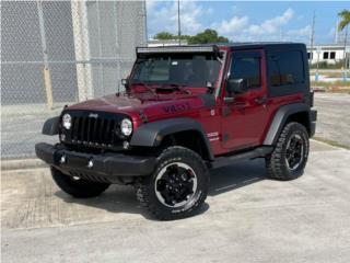 LIMITED BIEN EQUIPADA PROTECCION DE CREDITO , Jeep Puerto Rico