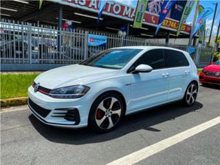 Volkswagen, GTI 2018, BMW Puerto Rico