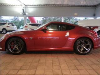 370Z NISMO LAVA RED