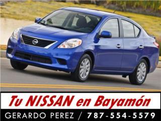 ** 2014 Nissan Versa Sedan .. AHORRA AQUI **