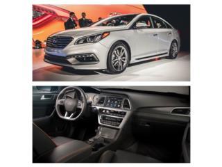 Hyundai sonata 2015 full power turbo