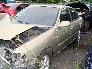 nissan sentra 2003 Puerto Rico JUNKER CANDELARIA